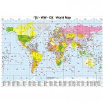 ITU-WW-DX World Map
