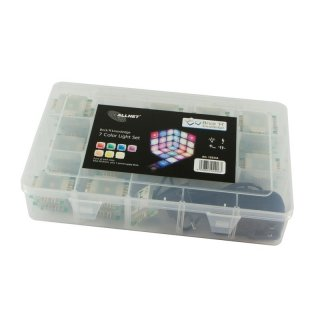 ALLNET BrickRknowledge 7 Color Light Set