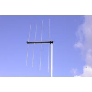 LP145435E, log.-period. Duo-Band Dipol-Breitbandantenne, 145 MHz + 435 MHz