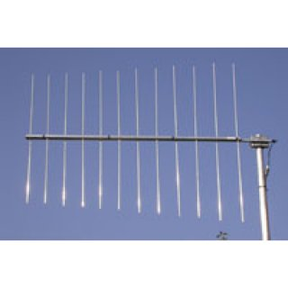 LP145435S, log.-period. Duo-Band Dipol-Breitbandantenne, 145 MHz + 435 MHz