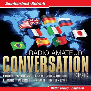 Radio Amateurs Conversation Disk
